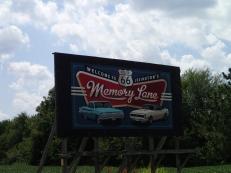 Memory Lane beginning