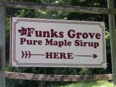 Illinois Maple Sirup
