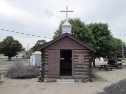 Log Cabin Chapel