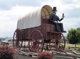 Railsplitter Wagon