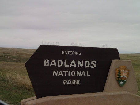 Entering the Badlands
